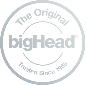 bigHead original stamp